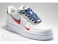 Кроссовки Nike Air Force 1 Low White женские арт. N886