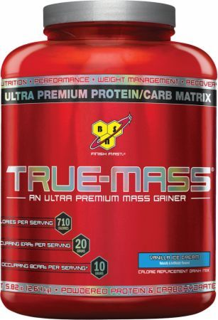 BSN True Mass Weight Gainer 2610гр  BSN