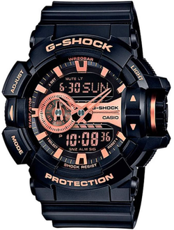 Часы Casio G-Shock GA-400GB-1A4