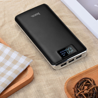 Power Bank Hoco 2USB B23 (10000mah) Белый