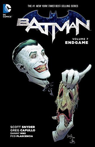Batman Endgame Volume 7 Comic ИНОСТРАННЫЕ КОМИКСЫ, Batman Endgame Volume 7 Comic, INTPRESSSHOP