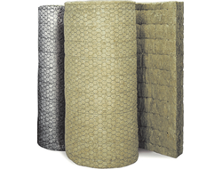 Вайред Мат 80 ССТ (WIRED MAT 80 SST) ROCKWOOL