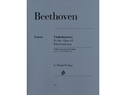 Ludwig van Beethoven Violin Concerto D major op. 61