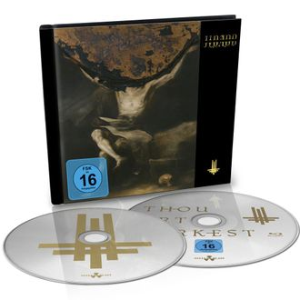 BEHEMOTH - I loved you at your darkest CD + BLU RAY TOUR EDITION
