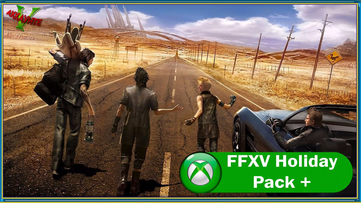 ffxv-holiday-pack
