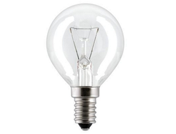 Selecta Sphere 40w CL/FR 240v Е14