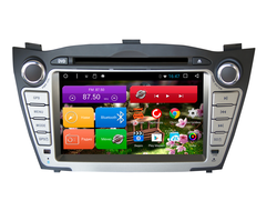 Автомагнитола MegaZvuk T8-7004 Hyundai IX35 (2009-2013) на Android 8.1 Octa-Core (8 ядeр) 7""