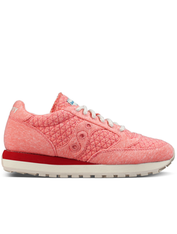 Женские Кроссовки Saucony Jazz Original Quilted Pink