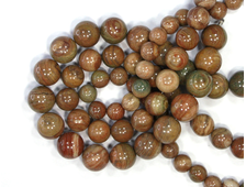 Бусина Кремень, шар 8,5 мм (1 шт) №18345