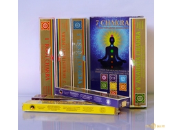 Благовония  Ppure 7 Chakras 7 Packets