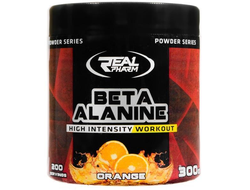 (Real Pharm) Beta Alanine Powder - (300 гр) - (ананас)