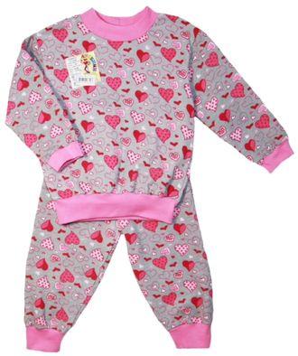 Пижама для девочки (Артикул 329-033)