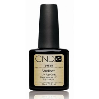 CND Shellac Top Coat - Верхнее покрытие