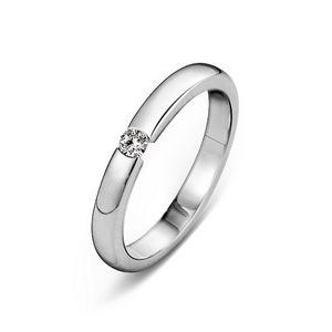 Обручальное Кольцо белое золото с бриллиантом - Купить в интернет ... 2a59eabc27d