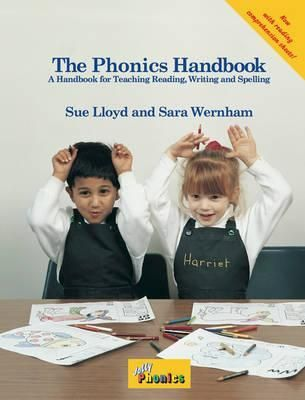 Jolly  Phonics Handbook in Precursive Letters
