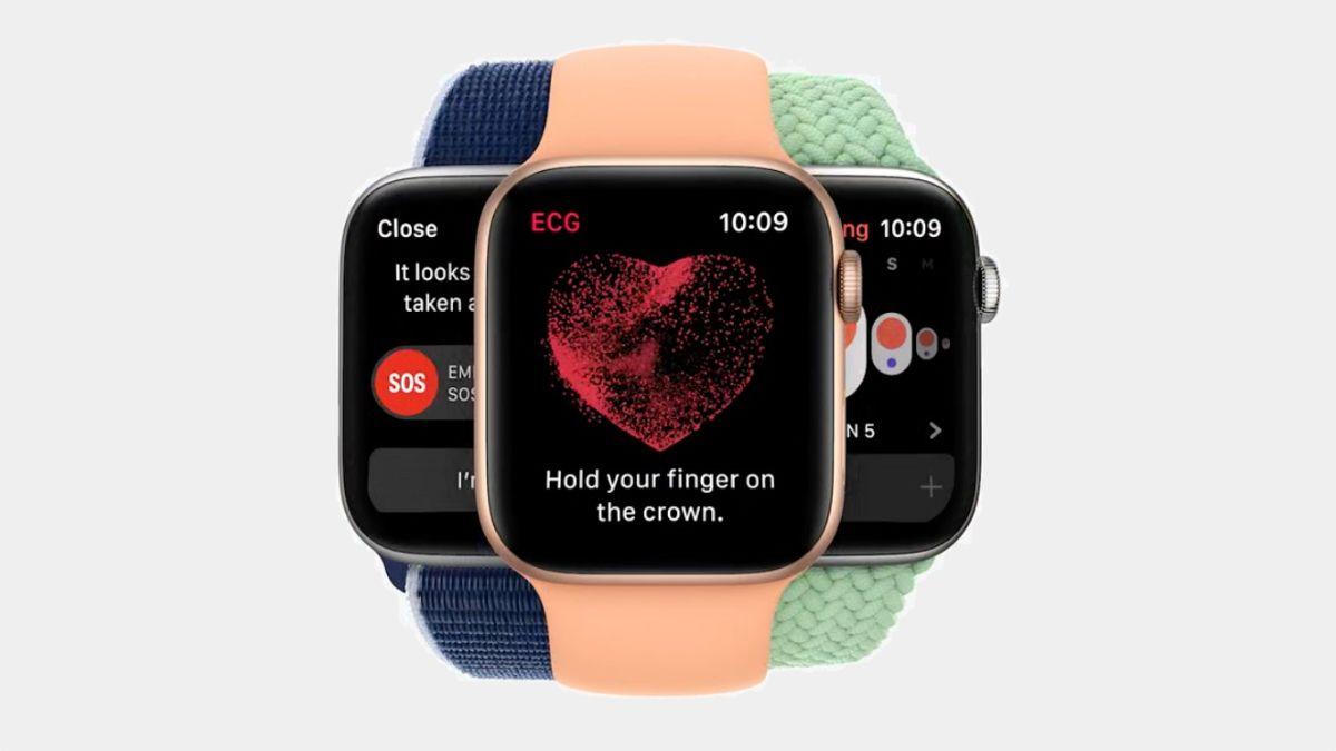 WatchOS 8: доминирование функций здоровья
