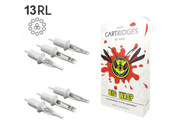 "13RL/0,30 mm - Round Liner ""BIG-WASP"" (STANDARD WHITE)"