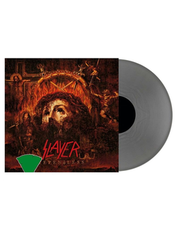 SLAYER Repentless SILVER LP