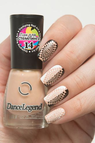 Stamping 14 — Beige