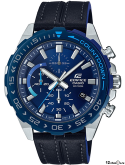 Часы Casio Edifice EFR-566BL-2AVUEF