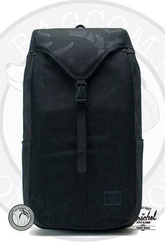 Herschel Thompson Black/Tonal Camo