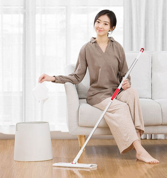 Швабра Xiaomi non-woven disposable mop YS-01