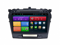 "Автомагнитола MegaZvuk AD-1043 Suzuki Vitara (2014+) на Android 6.0.1 Quad-Core (4 ядра) 10,1"" Full Touch"