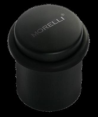 Дверной ограничитель Morelli DS1 BL Цвет - Черный