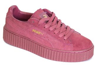 PUMA BY RIHANNA CREEPER розовые (35-40) арт. F172