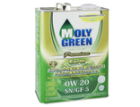 MOLYGREEN PREMIUM EARTH SN/GF-5 0W-20 4л.