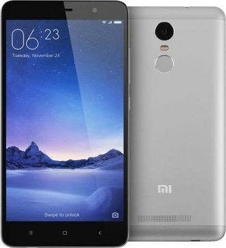 Xiaomi Redmi Note 3 32GB Gray (Global) (rfb)