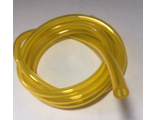 Hose petrol-oil resistant and for diesel (yellow).
