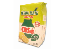 Мате - CBSe Lemon (500 гр)