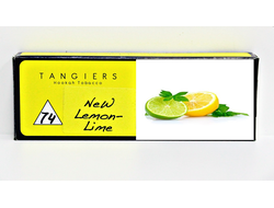 Табак Tangiers New Lemon Lime Лимон Лайм Noir 50 гр