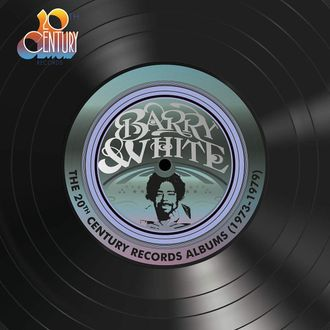 Виниловая пластинка Barry White -  The 20th Century Records Albums (Box)