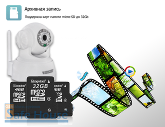 Поворотная Wi-Fi IP-камера Wanscam JW0009 (Photo-11)_gsmohrana.com.ua