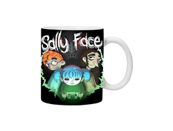 Кружка Sally face №8