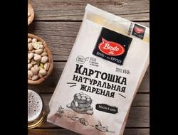 Чипсы БРУТО КРАФТ соль 150 гр, 1 шт.
