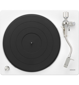 Denon DP400 White