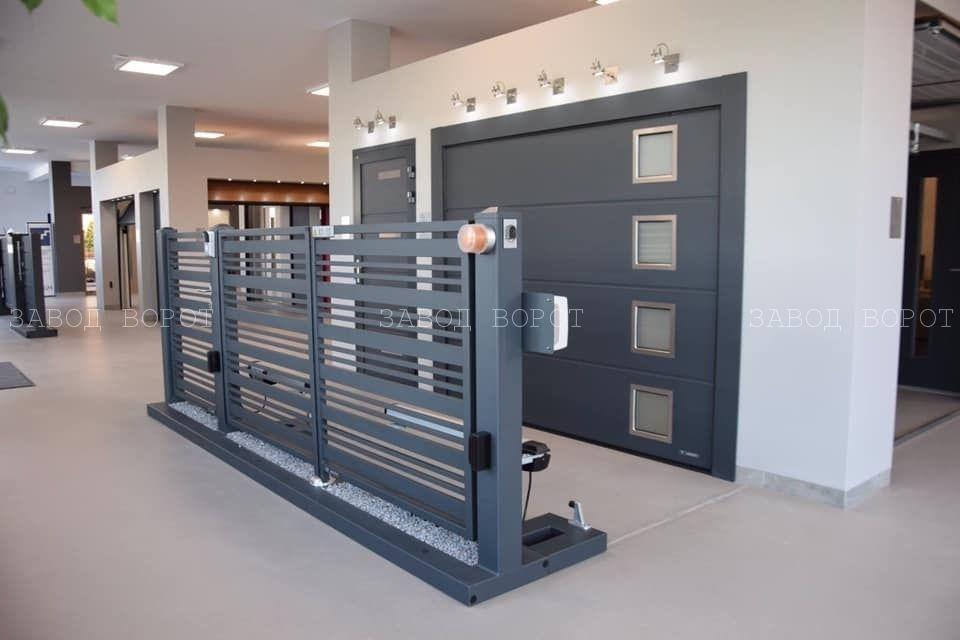 заказать автоматику из европы - установка привода на ворота - днепр