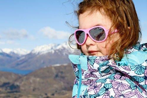 a184f73f7862 Детские солнцезащитные очки Babiators Original Принцесса Princess Розовый