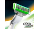 Gillette Mach3 Sensitive сменные лезвия (3 шт + 1 шт ProGlide Power), промо-упаковка