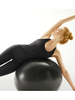 Гимнастический мяч Xiaomi Yunmai  Double textured explosion-proof yoga ball 65см