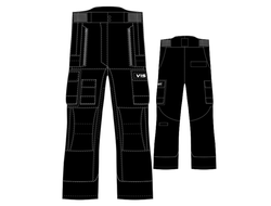 Штаны горнолыжные VIST STRIVE Ins.Coaches Pants Unisex