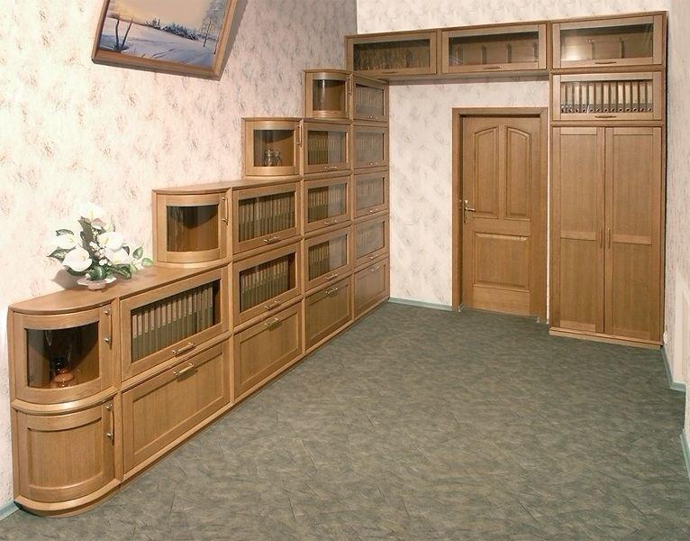 Вся мебель - библиотеки.