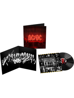 AC/DC - POWER UP LP