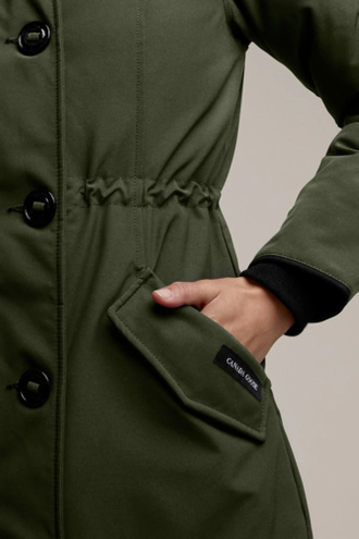 ROSSCLAIR MILITARY GREEN