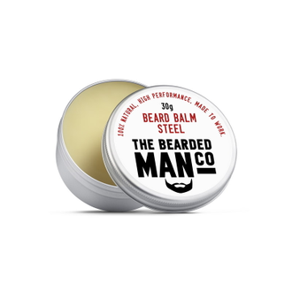 Бальзам для бороды The Bearded Man Company, Steel (Сталь), 30 гр