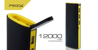 Power Bank Proda star talk 12000mAh-4
