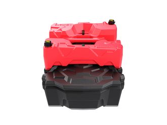 Кофр TESSERACT Polaris RZR 1000 (010_060_00) для POLARIS RZR 1000 (Вес: 9 кг; ДхШхВ: 845х660х400 мм; Объем: 140 литров)